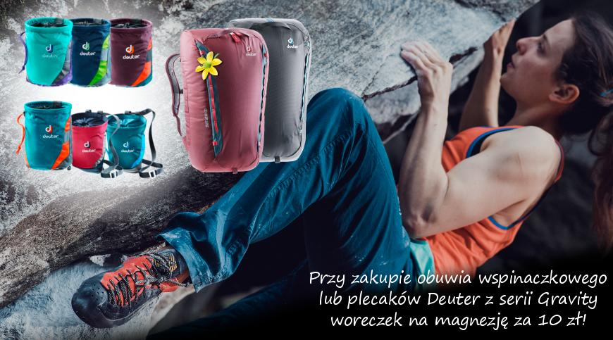 promocja Chalk Bag za 10 zł